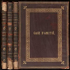 Gage D'Amitie. The Northern Tourist; containing Seventy-Three Views of Lake and Mountain ...