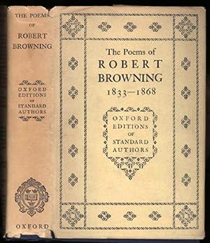 Poems of Robert Browning, The; Dramatic Lyrics,: N/A