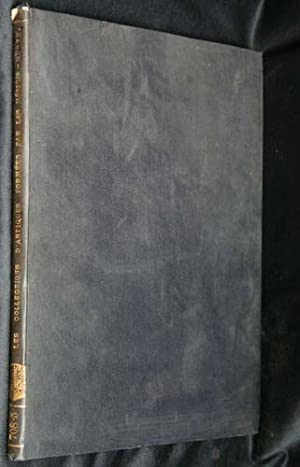 Collections d'Antiques Formees Par Les Medicis au XVIe Siele.: Muntz, M.