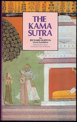 Kama Sutra of Vatsyayana, The: Burton, Richard -