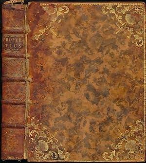 Sex. Aurelii Propertii Elegiarum libri quatuor, Ad: Propertius, Sextus (Sex.