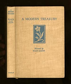 A Modern Treasury; A Collection of Poems: Daunt, Mary (selected