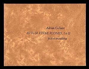 Avium Vivae Icones in aes incisae et editae ab Adriano Collardo: Collaert, Adriaen