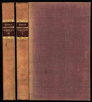 La Gerusalemme Liberata [Complete in 2 Volumes]: Torquato Tasso
