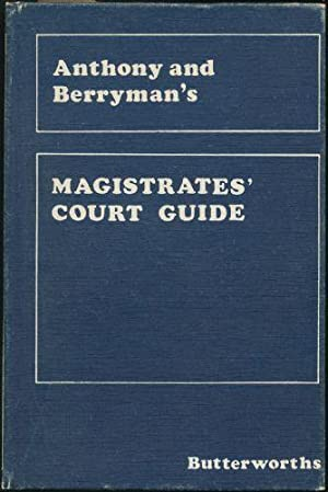 Magistrates' Court Guide