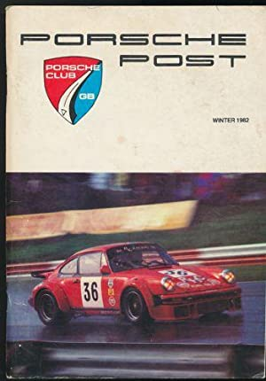 Porsche Post Winter 1982 Vol V No 43