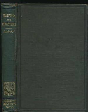 Mechanics and Hydrostatics for Beginners: Loney, S.L.