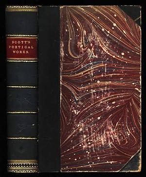 The Poetical Works of Sir Walter Scott.: Sir Walter Scott.