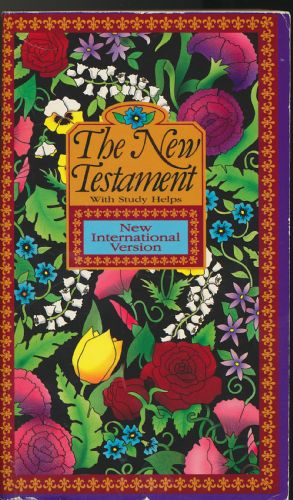 Holy Bible, The: New International Version - New Testament.