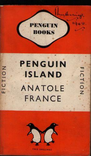 Penguin Island: France, Anatole &