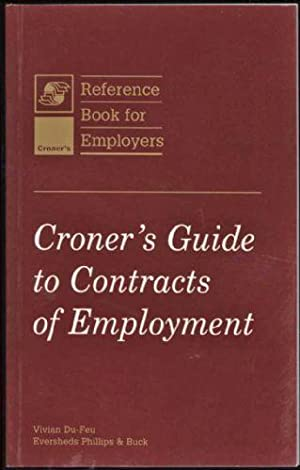 Croner's Guide to Contracts of Employment