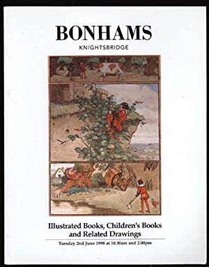 Illustrated Books, Children'S Books And Related Drawings: Bonhams' Auction Catalogue: Tuesday 2nd...