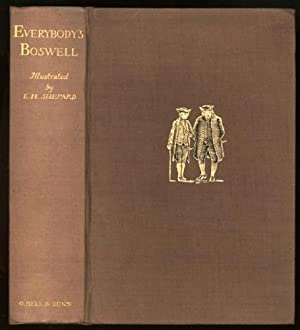 Everybody's Boswell; Being the Life of Samuel: Boswell, James