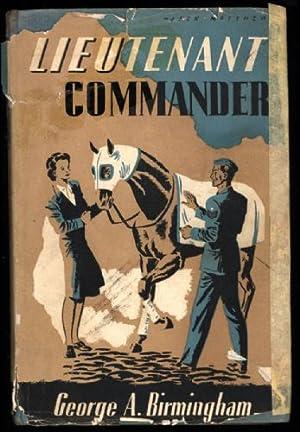 Lieutenant Commander: Birmingham, George. A.