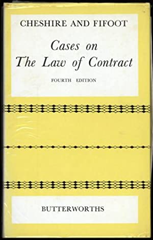 Cases on The Law of Contract