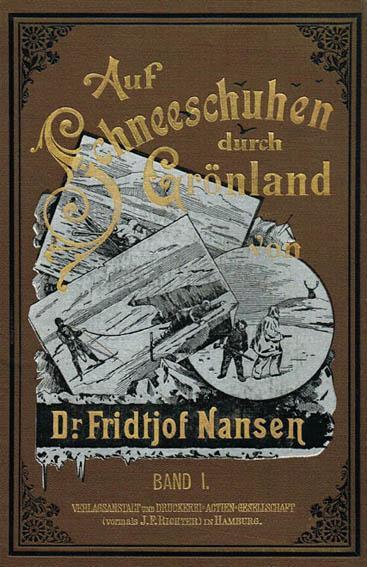Auf Schneeschuhen durch Grönland.: Nansen, F.: