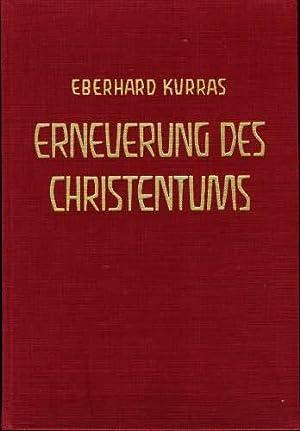 Erneuerung des Christentums: Kurras, Eberhard: