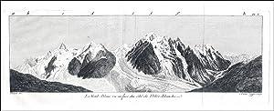 Voyages dans les Alpes, précédés d'un essai: Saussure, Horace-Bénedict de: