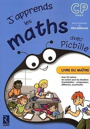 J'apprends les maths avec Picbille CP Cycle: Brissiaud Rémi, Suire