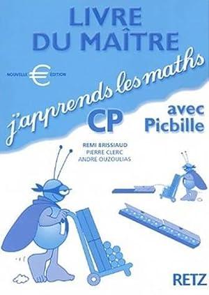 J'apprends les maths avec Picbille CP. Livre: Brissiaud Rémi, Ouzoulias