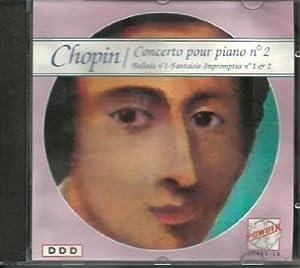 CHOPIN Concerto pour piano n°2 --- Ballade: CHOPIN, V. Pétroschoff,