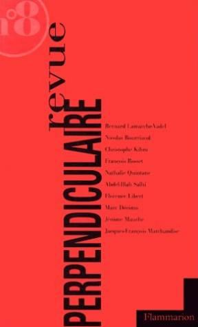 Revue perpendiculaire, numéro 8, hiver 1997-1998: Collectif
