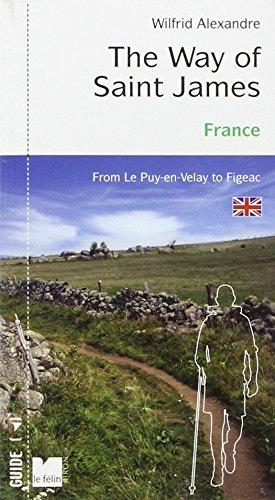 Way of Stjames from Le Puyenvelay to Fig