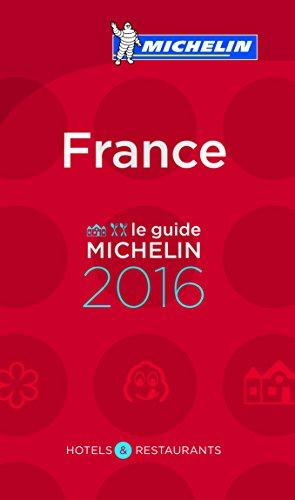 Le Guide MICHELIN France 2016