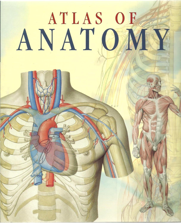 Atlas Of Human Anatomy Taj Books Ltd Cobham Surrey