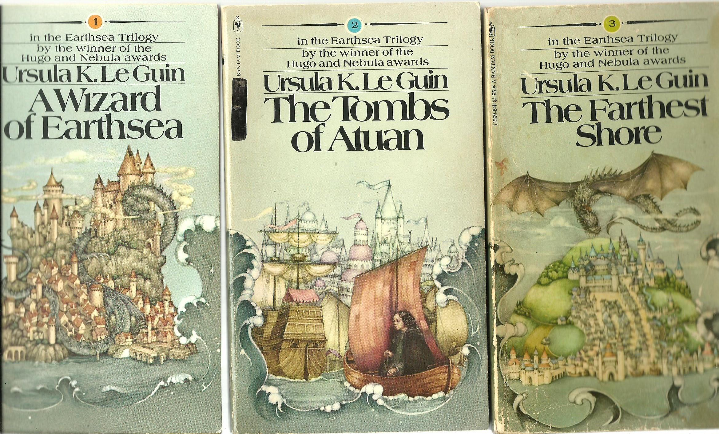 Image result for earthsea trilogy""