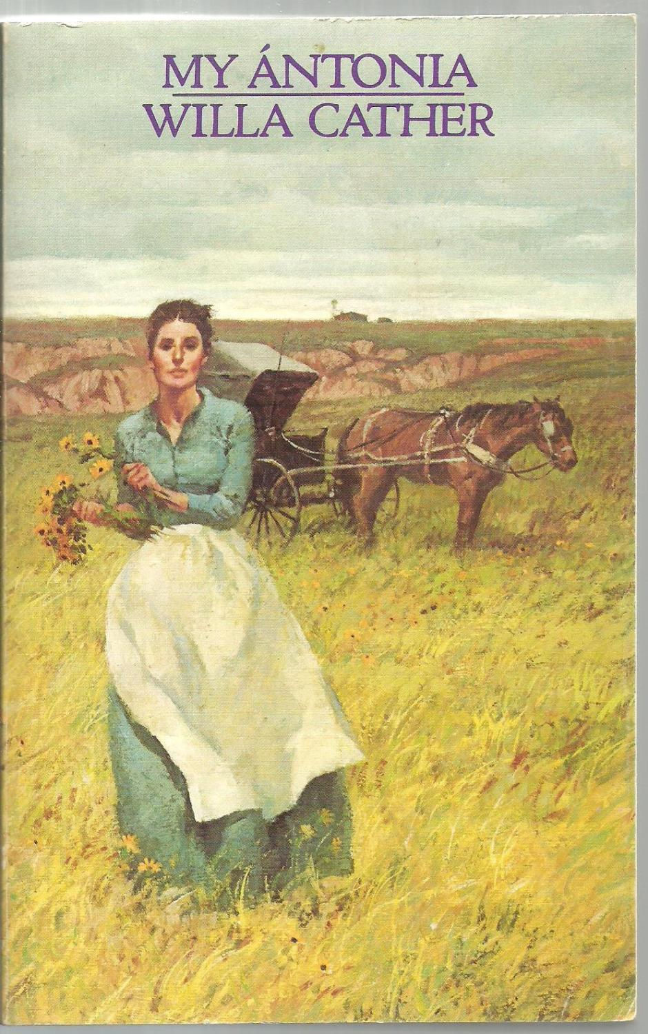 an analysis of willa cathers novel my antonia Buy a cheap copy of my Ántonia book by willa cather the song of the lark, and my antonia great short works of willa cather willa c immigrants published.