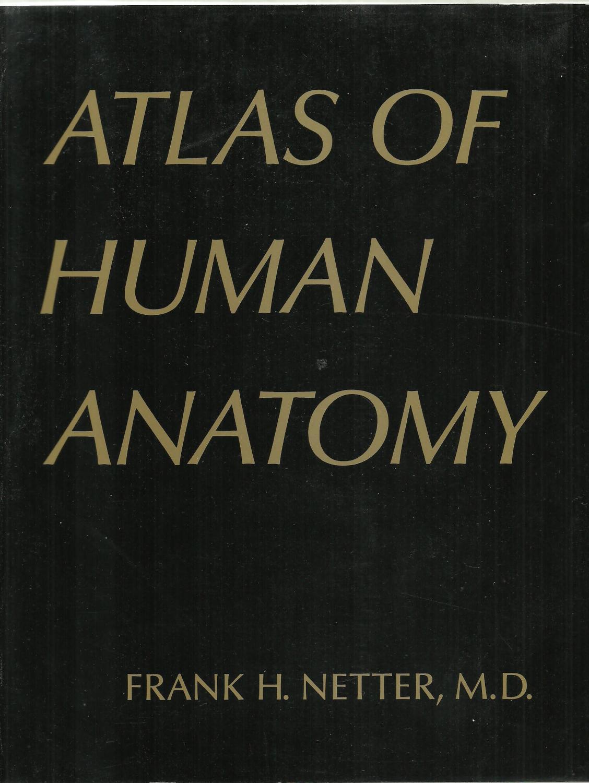 Atlas of Human Anatomy - AbeBooks
