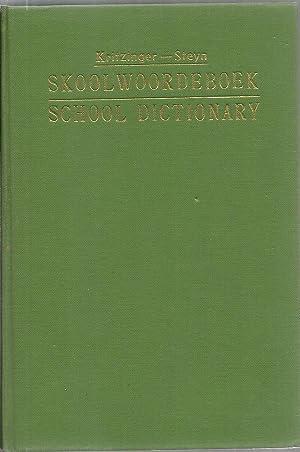 Woordeboek: Afrikaans-Engels, Engels-Afrikaans: Dr. M. S. B. Kritzinger, Dr. H. A. Steyn, Dr. Jan ...