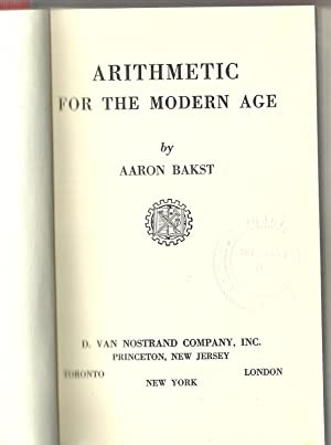 Arithmetic For The Modern Age: Aaron Bakst