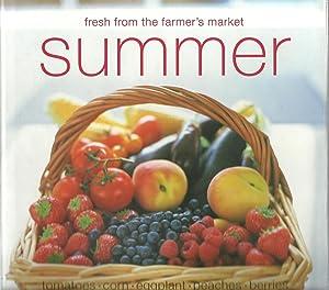 Summer: Fresh from the farmer's market: Alastair Hendy, Photography