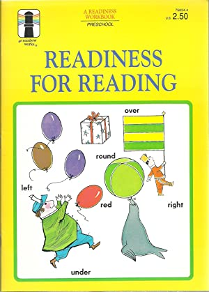 Readiness For Reading - A Readiness Workbook (Preschool): Joanne Wylie