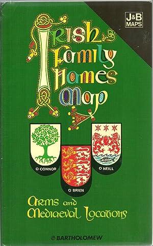 Irish Family Names Map