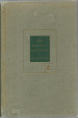 The Brothers Karamazov: Fyodor Dostoyevsky, Translated by Constance Garnett