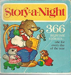 Story a Night: 366 Bedtime Stories - one for every day of the year: Linda Hayward