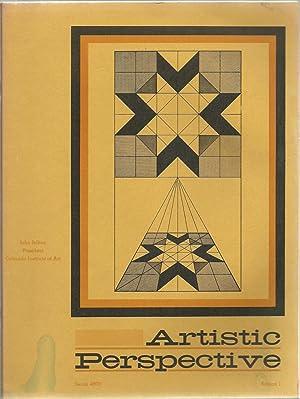 Artistic Perspective: John Jellico