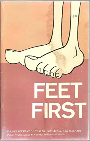 Feet First - A Booklet about Foot Care, For older people And People Who Have Diabetes