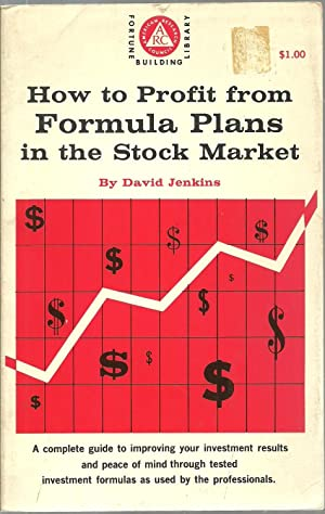 How to Profit from Formula Plans in the Stock Market: David Jenkins