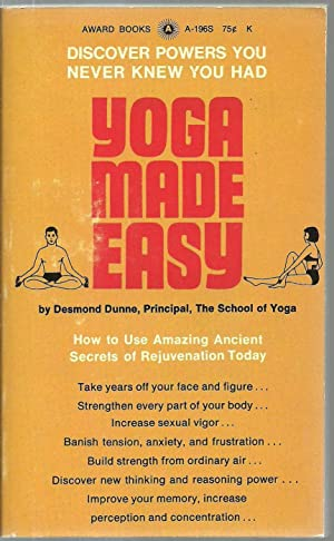 Yoga Made Easy: Desmond Dunne