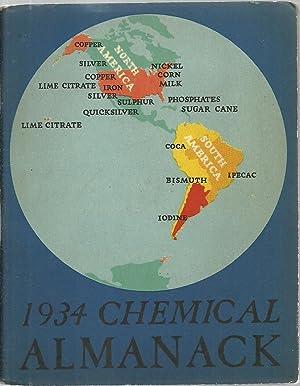 1934 Chemical Almanack