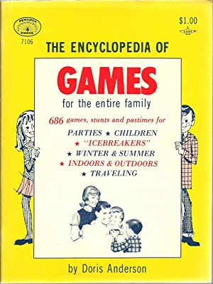 The Encyclopedia of Games for the entire family: Doris Anderson