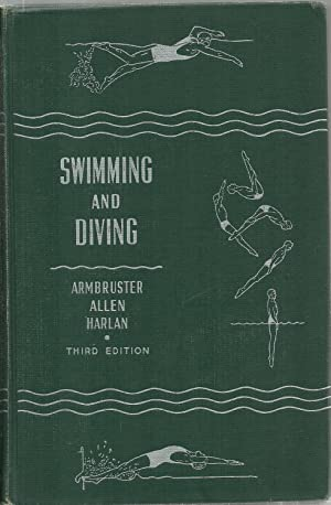 Swimming And Diving: David A. Armbruster, Sr., Robert H. Allen, Bruce Harlan