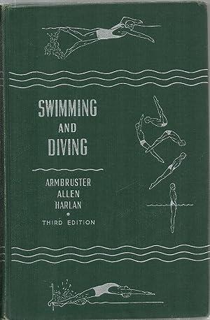 Swimming And Diving: David A. Armbruster, Sr., Robert H. Allen, Bruce Harlan