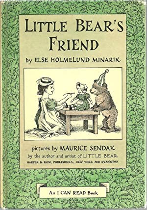 Little Bear's Friend: Else Holmelund Minarik