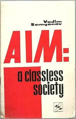AIM: a classless society: Vadim Semyonov