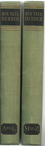 DER NEUE HERDER Von A Bis Z (2 Volumes Set)